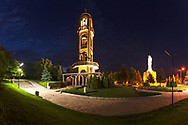 The tower of Haskovo