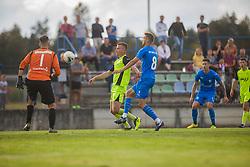 8# Haljeta Nermin of NK Nafta 1903 during the match of 1st. round of Cup Slovenia 2020/21 between NK Sencur an NK Nafta 1903, on 02.09.2020 in Sencur, Slovenia. Photo by Urban Meglič / Sportida
