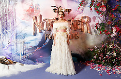Keira Knightley attending the European Premiere of The Nutcracker and the Four Realms held at the Vue, Westfield London. PRESS ASSOCIATION Photo. Picture date: Thursday November 1, 2018. Photo credit should read: David Parry/PA Wire