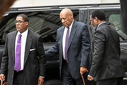 June 6, 2017 - Norristown, Pennsylvania, U.S - BILL COSBY, walks up to the court house in Montgomery county to attend day two of his sexual assault trial. (Credit Image: © Ricky Fitchett via ZUMA Wire)