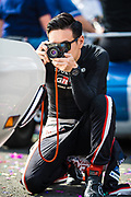 June 10-16, 2019: 24 hours of Le Mans. 7 Kamui kobayashi, Toyota Gazoo Racing, TOYOTA TS050 - HYBRID , driver's parade