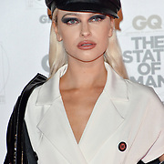 Alice Chater Arrivers at GQ 30th Anniversary celebration at Sushisamba, The Market, Convent Garden on 29 October 2018.