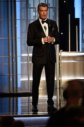 Jan 8, 2017 - Beverly Hills, California, U.S - PIERCE BROSNAN at the 74th Annual Golden Globe Awards at the Beverly Hilton in Beverly Hills, CA on Sunday, January 8, 2017. (Credit Image: ? HFPA/ZUMAPRESS.com)