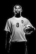 Golden Gate High School's Raphael Rifin, 2009-2010 Boy's Soccer Player of the Year. David Albers/Staff