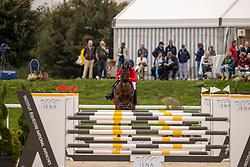 Van Rijckevorsel Constantin, BEL, Inside Out du Langwater<br /> FEI EventingEuropean Championship <br /> Avenches 2021<br /> © Hippo Foto - Dirk Caremans<br />  26/09/2021