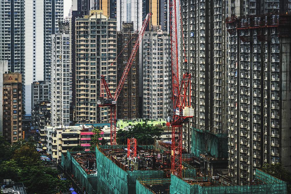 Hong Kong is growing up.