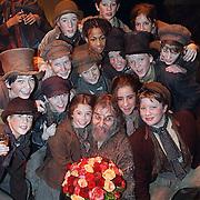 Musical Olivier Amsterdam, Willem Nijholt met kinderen