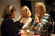 DIANA QUICK; MARYAM D'ABO; CAROLINE GOODALL,  BIRDS EYE VIEW INTERNATIONAL WOMEN'S DAY  RECEPTION, BFI Southbank. London. 8 March 2012.