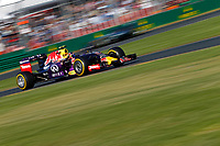 KVYAT daniil (rus) red bull renault rb11 action  during 2015 Formula 1 championship at Melbourne, Australia Grand Prix, from March 13th to 15th. Photo DPPI / Frederic Le Floch.
