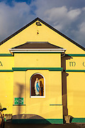 Halla Muire - Hall of Mary, Glencolumkille Donegal, Ireland. (C) Dave Walsh 2015