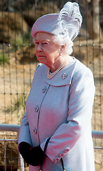HM The Queen and HRH The Duke of Edinburgh open the ZSL London Zoo's new exhibit,<br /> Land of the Lions, on 17th march 2016. EXPA Pictures © 2016, PhotoCredit: EXPA/ Photoshot/ Brian Jordan<br /> <br /> *****ATTENTION - for AUT, SLO, CRO, SRB, BIH, MAZ, SUI only*****