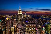 Manhattan Illumination