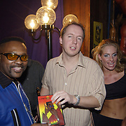 Uitreiking populariteitsprijs 2002, en Edwin Evers