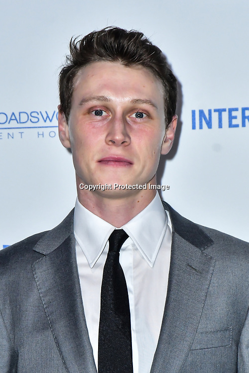 George MacKay attends the 22nd British Independent Film Awards at Old Billingsgate on December 01, 2019 in London, England.