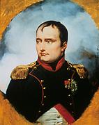 Napoleon I (1769-1821). Horace Vernet (1789-1863) French painter.