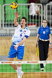 Jan Kozamernik of Slovenia at exhibition game between Slovenia and Iran, on May 15, 2017 in SRC Stozice, Ljubljana, Slovenia. Photo by Matic Klansek Velej / Sportida