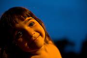 Paraty_RJ, Brasil...Retrato de uma garota...A girl portrait...Foto: JOAO MARCOS ROSA / NITRO