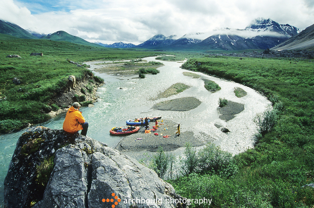 Snake River, Yukon<br /> <br /> NOT IN YOUR BUDGET? Contact Cathie for a price specific to your project.
