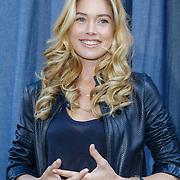 NLD/Staverden/20121004- Fotomodel Doutzen Kroes opent de 1e G-Star Women Store in Amsterdam,