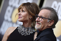 Steven Spielberg attending the 75th Annual Golden Globes Awards held at the Beverly Hilton in Beverly Hills, in Los Angeles, CA, USA on January 7, 2018. Photo by Lionel Hahn/ABACAPRESS.COM