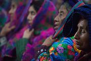 Guatemala,  Guatemalan culture, Central America, Antigua, Santa Maria de Jesus, Semana Santa, Holy Week, processions, Easter, Pasqua, Lent, Cuaresma, Jesus, mass, cross, parade, people, person, faces, Church.