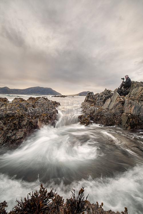 Photographing Seascapes at Runde, Norway | Fotografering av kystlandskap på Runde, Norge