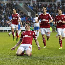 Reading v Nottingham Forest