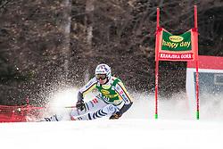 Luitz Stefan (GER) during the Audi FIS Alpine Ski World Cup Men's Giant Slalom at 60th Vitranc Cup 2021 on March 13, 2021 in Podkoren, Kranjska Gora, Slovenia Photo by Grega Valancic / Sportida