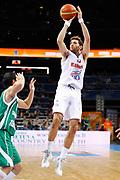 DESCRIZIONE : Kaunas Lithuania Lituania Eurobasket Men 2011 Quarter Final Round Spagna Slovenia Spain Slovenia<br /> GIOCATORE : Rudy Fernandez<br /> CATEGORIA : tiro<br /> SQUADRA : Spagna Spain<br /> EVENTO : Eurobasket Men 2011<br /> GARA : Spagna Slovenia Spain Slovenia<br /> DATA : 14/09/2011<br /> SPORT : Pallacanestro <br /> AUTORE : Agenzia Ciamillo-Castoria/ElioCastoria<br /> Galleria : Eurobasket Men 2011<br /> Fotonotizia : Kaunas Lithuania Lituania Eurobasket Men 2011 Quarter Final Round Spagna Slovenia Spain Slovenia<br /> Predefinita :