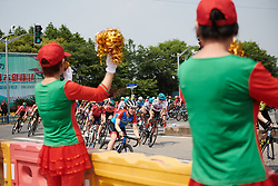 Gabrielle Pilote Fortin (CAN) at Tour of Chongming Island 2019 - Stage 1, a 102.7 km road race on Chongming Island, China on May 9, 2019. Photo by Sean Robinson/velofocus.com