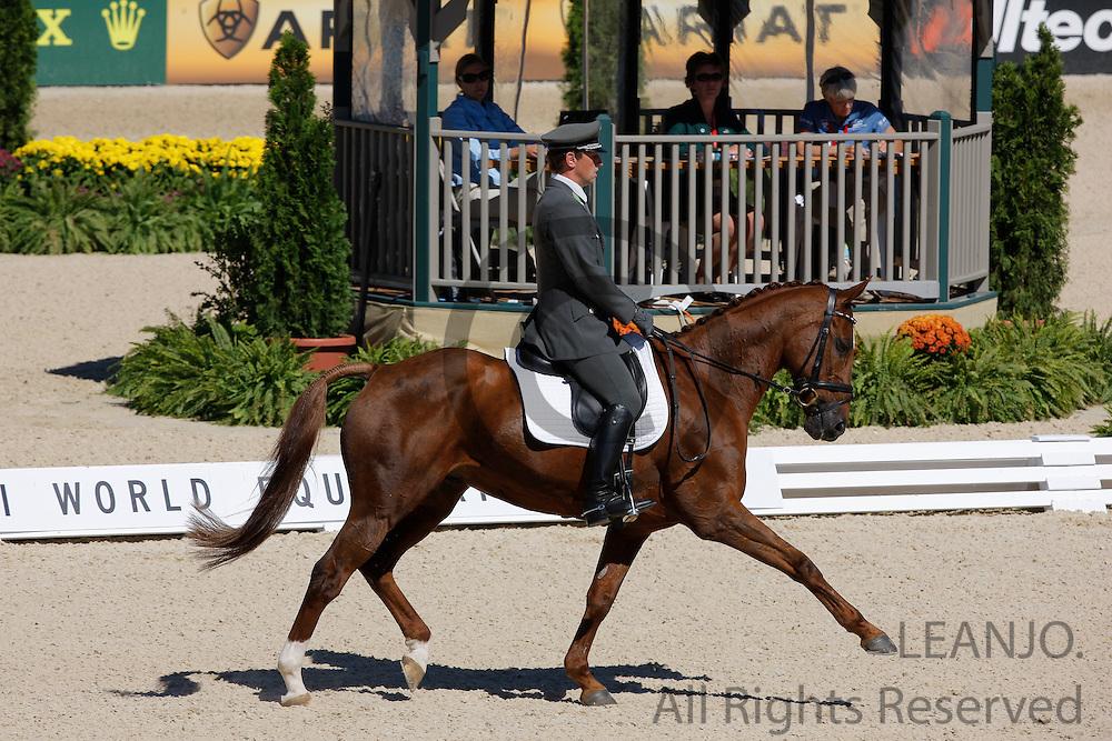 Harald Ambros - Quick 2           <br /> Alltech FEI World Equestrian Games <br /> Lexington - Kentucky 2010<br /> © DigiShots