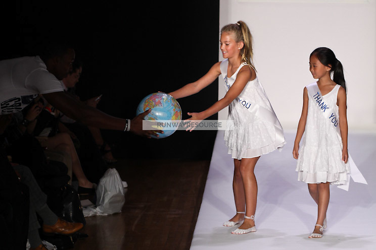 Marithe & Francois Gerbaud Fashion Show during STYLE360 in New York on September 12, 2011