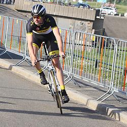 Olympia's Tour 2013 proloog Katwijk Gijs Strating NWVG-Bike for Air