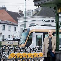 Brussels, Belgium 26 November 2014<br /> Portrait of Andrew Clark - Cisco.<br /> Photo: Ezequiel Scagnetti
