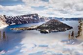 Crater Lake May 2019
