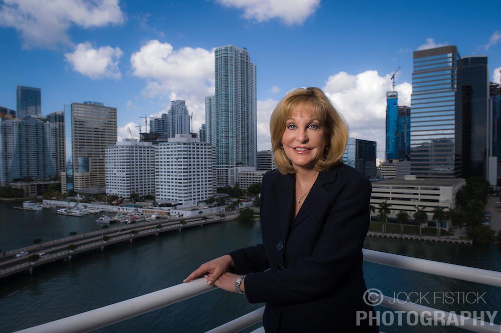Barbara Liberatore Black , Managing Principal of Cresa South Florida.