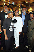 Gil Scott-Heron and the Amnesia Express Band at Gil Scott-Heron Produced by Jill Newman Productions held at The Blue Note Jazz Club on Augustt 16, 2009 in New York City...The Legendary Gil Scott-Heron played two sets at Blue Note to sold out crowd..***exclusive***