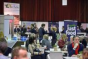 Nederland, Zwollen, 21-1-2015In de IJsselhallen wordt de Biobeurs gehouden. een beurs op het gebied van biologisch en duurzaam geproduceerd voedsel en voedselproductie.FOTO: FLIP FRANSSEN/ HOLLANDSE HOOGTE