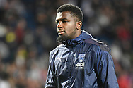 West Bromwich Albion defender Cedric Kipre (21) during the EFL Sky Bet Championship match between West Bromwich Albion and Queens Park Rangers at The Hawthorns, West Bromwich, England on 24 September 2021.
