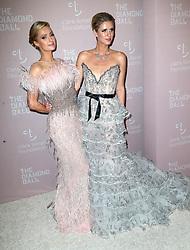 September 14, 2018 - New York City, New York, USA - 9/13/18.Paris Hilton and Nicky Hilton Rothschild at Rihanna''s 4th Annual Diamond Ball held at Cipriani Wall Street in New York City..(NYC) (Credit Image: © Starmax/Newscom via ZUMA Press)