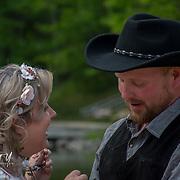 Platte River Wedding