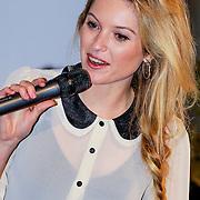 NLD/Amsterdam/20131014 -  Marie Claire Starters Award 2013, Lauren verster