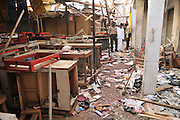 Nov. 18, 2015 - Kano, Nigeria - <br /> <br /> Female Suicide Bombers Strike Nigeria<br /> <br /> Two female suicide bombers  kill 12 people at the Farm centre phone market in Kano, Nigeria 18 Nov. 2015  <br /> ©Exclusivepix Media