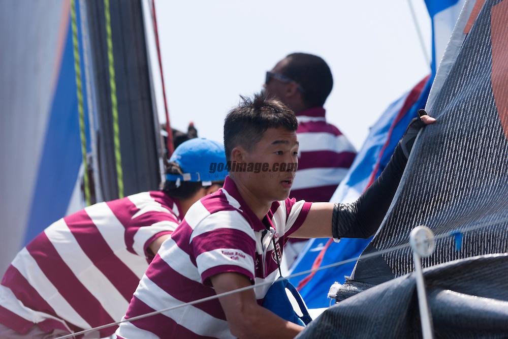 Aloha Round Hainan Regatta<br /> Import Race day 1