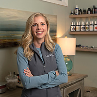 01/28/2020 -<br /> <br /> Ericca Burke is owner of HAVEN Acupuncture and Chinese Medicine in Wilmington.<br /> <br /> Photo by Michael Cline Spencer