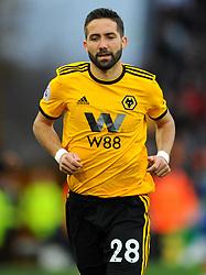 Joao Moutinho of Wolverhampton Wanderers- Mandatory by-line: Nizaam Jones/JMP - 02/03/2019 - FOOTBALL - Molineux - Wolverhampton, England -  Wolverhampton Wanderers v Cardiff City - Premier League