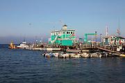The Green Pleasure Pier at Catalina Island