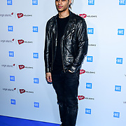 Bluey Robinson Arrives at 2020 WE Day UK at Wembley Arena, London, Uk 4 March 2020.