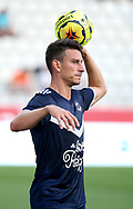 Laurent Koscielny of Bordeaux during the Friendly Game football match between Stade de Reims and Girondins de Bordeaux on August 8, 2020 at the Auguste Delaune Stadium, in Reims, France - Photo Juan Soliz / ProSportsImages / DPPI