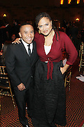 New York, NY-October 5: (L-R) Rashad Robinson, Executive Director, Color of Change and Director Ava DuVenay (Honoree) attends the ColorOfChange.org's 10th Anniversary Gala held at Gotham Hall on October 5, 2015 in New York City.  Terrence Jennings/terrencejennings.com